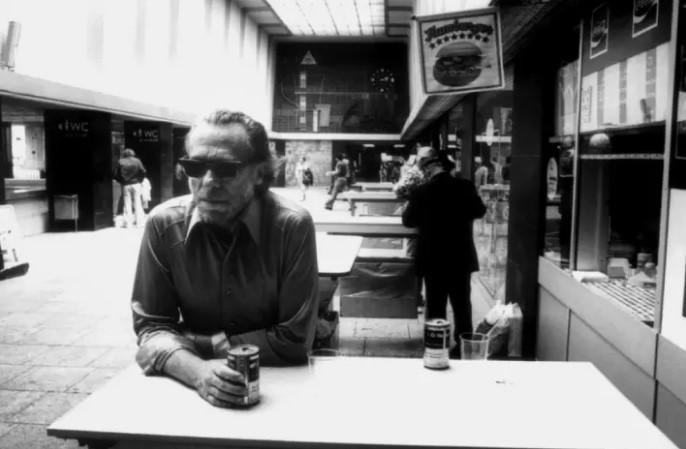 Men We Love   H. Charles Bukowski