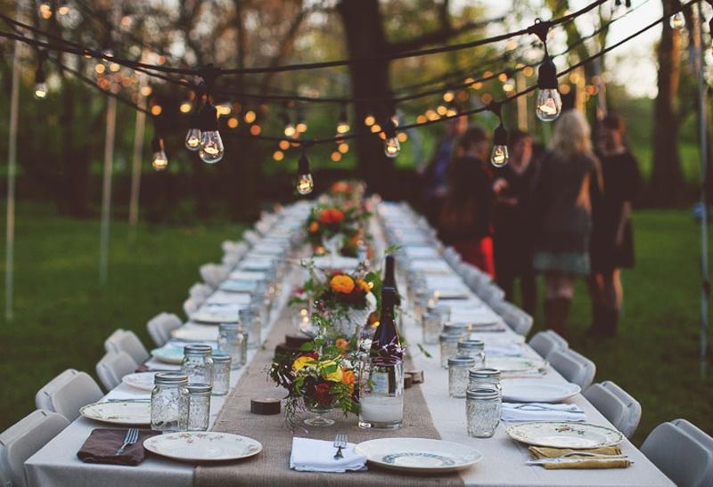 Αγαπάμε τα μεγάλα οικογενειακά τραπέζια