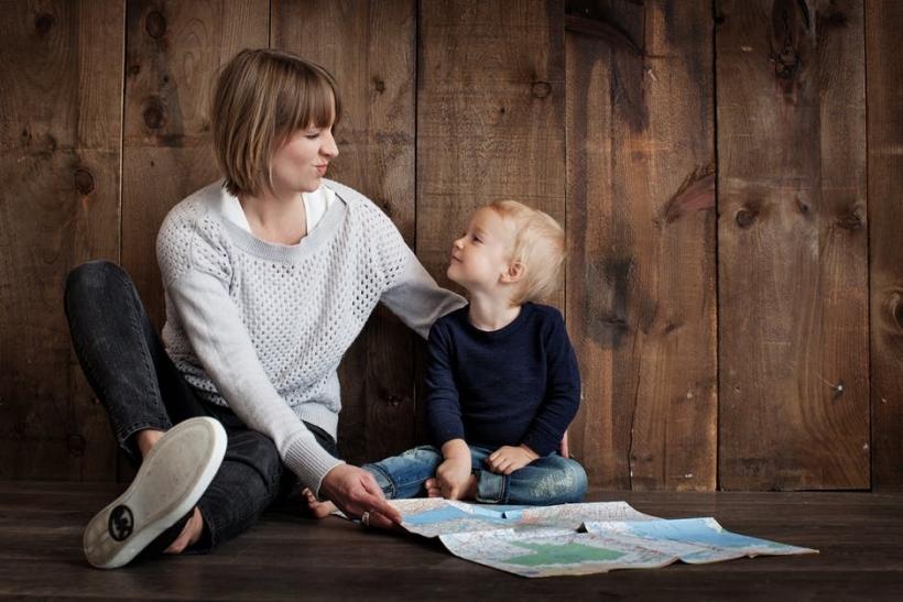 Ένα παιδί δε χρειάζεται απαραίτητα και τους δύο γονείς για να μεγαλώσει ευτυχισμένο