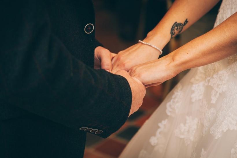 Στην πραγματικότητα οι γάμοι αστραπή είναι οι πιο ασφαλείς