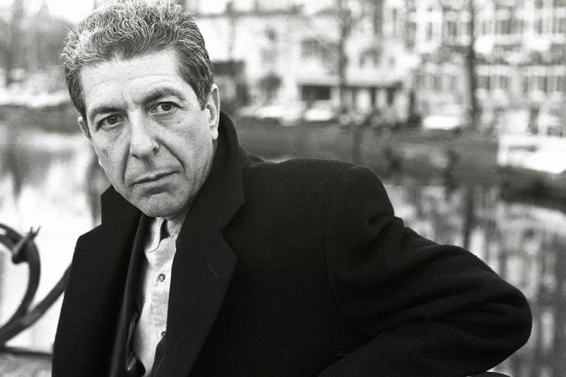 Men We Love   Leonard Cohen