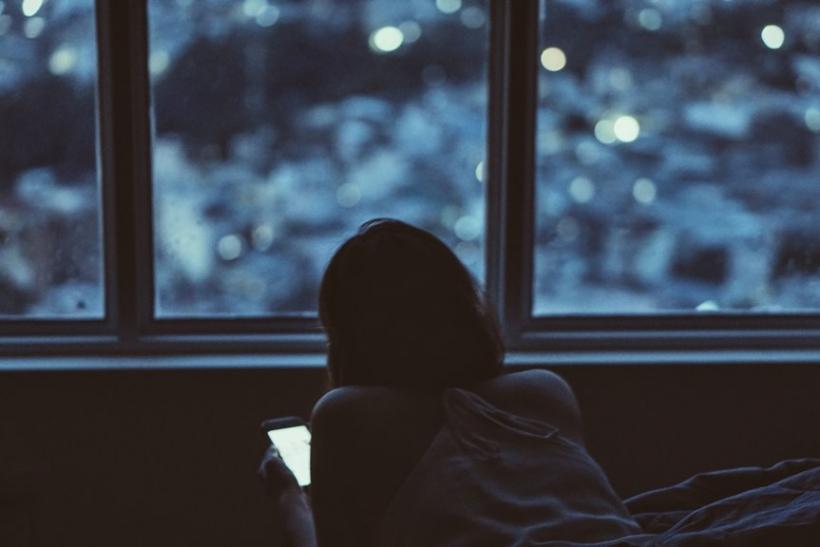 Ανάθεμα τα βράδια που σε περίμενα