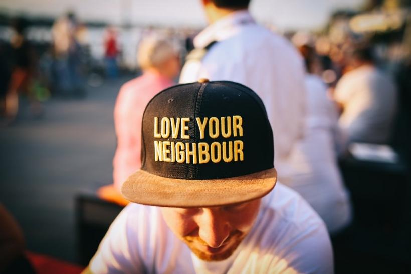 Οι καλοί γείτονες είναι δώρο
