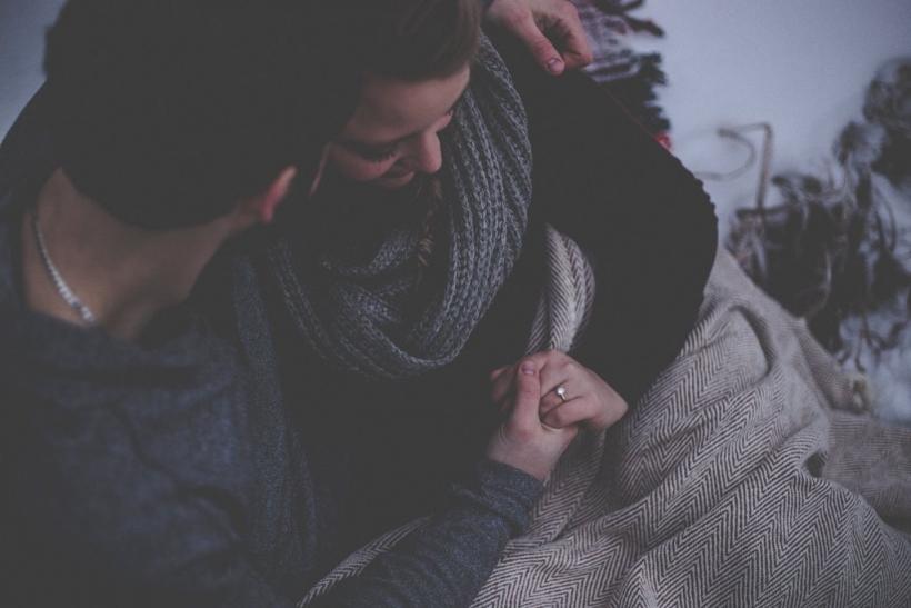 Με τον άνθρωπό σου πρέπει να αισθάνεσαι καλά ακόμα κι όταν δεν είσαι καλά