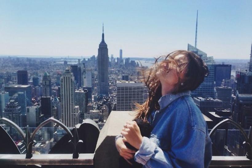 Όλοι ονειρευόμαστε να πάμε κάποια στιγμή στη Νέα Υόρκη