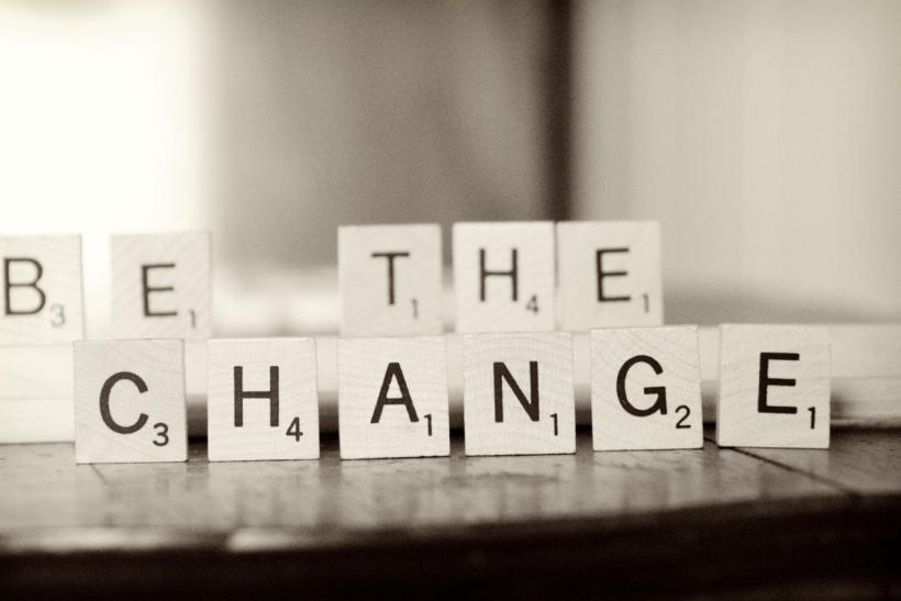 Αποδέξου πως οι άνθρωποι δεν αλλάζουν
