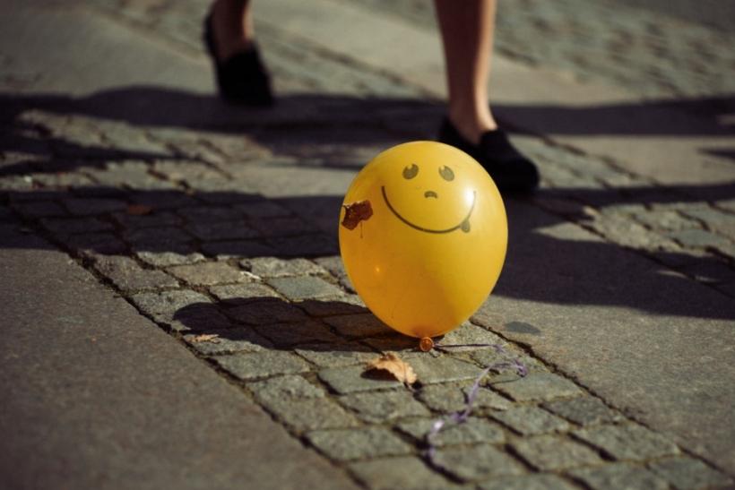 Μη φοβάσαι να αισθανθείς χαρά