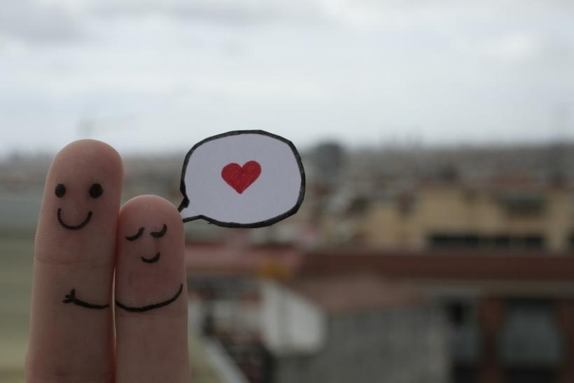 Όταν σ' αγαπούν το νιώθεις