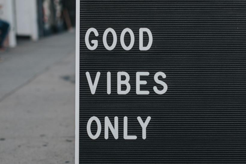 Οι καλές σκέψεις φέρνουν καλύτερα αποτελέσματα