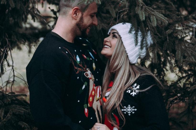 Ο έρωτας είναι η μαγεία των Χριστουγέννων (Μέρος Β')