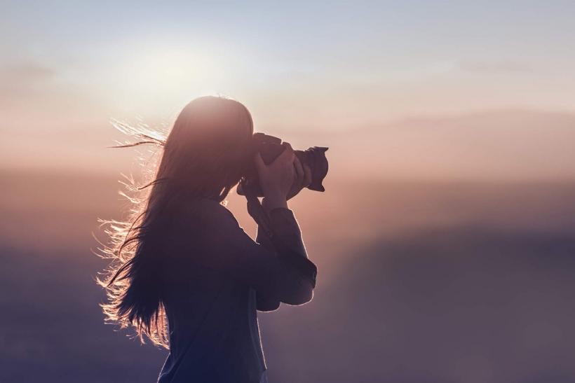 Όλοι είμαστε φωτογράφοι των στιγμών μας