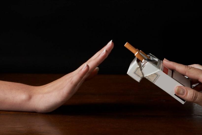 Ρε φίλε, μετά από τόσο καιρό έκοψα το κάπνισμα