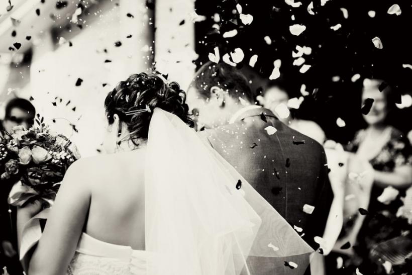 Στη φράση «ενώθηκαν με τα δεσμά του γάμου» δεν είναι τυχαίες οι λέξεις