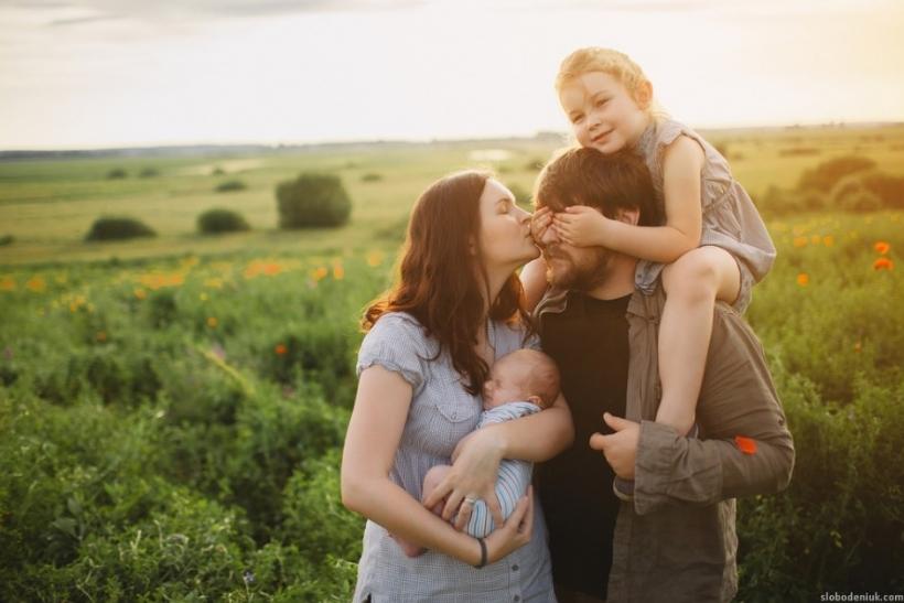 Οι δεμένες οικογένειες δε διαλύονται μπροστά στα προβλήματα