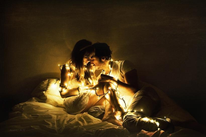 Ο έρωτας είναι η μαγεία των Χριστουγέννων (Μέρος Γ')