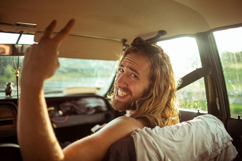 Εμείς που στο αυτοκίνητο δίνουμε τη δική μας συναυλία