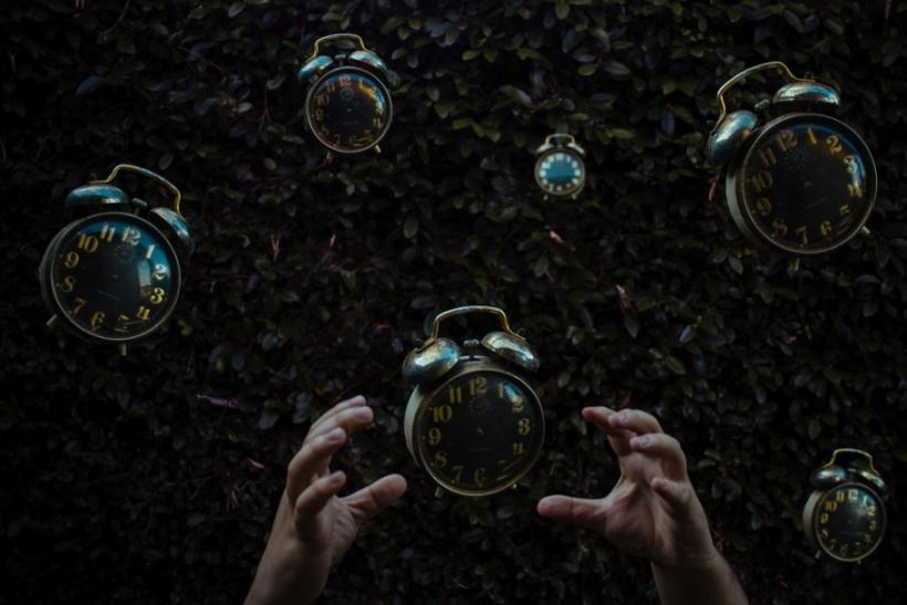 Ο χρόνος δε μας κάνει τα χατίρια
