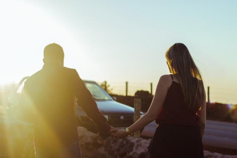 Τα χιλιόμετρα δε χωρίζουν όσους θέλουν να 'ναι μαζί