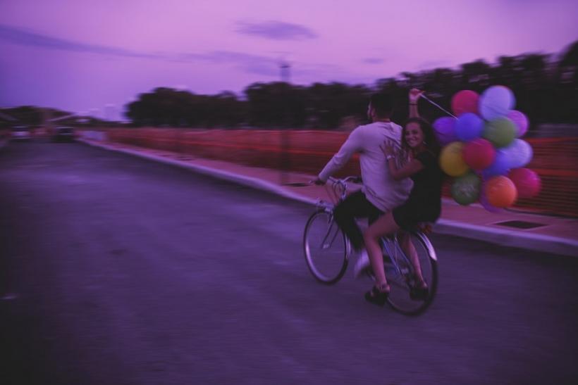 Κανείς δεν έμαθε ποδήλατο χωρίς να πέσει