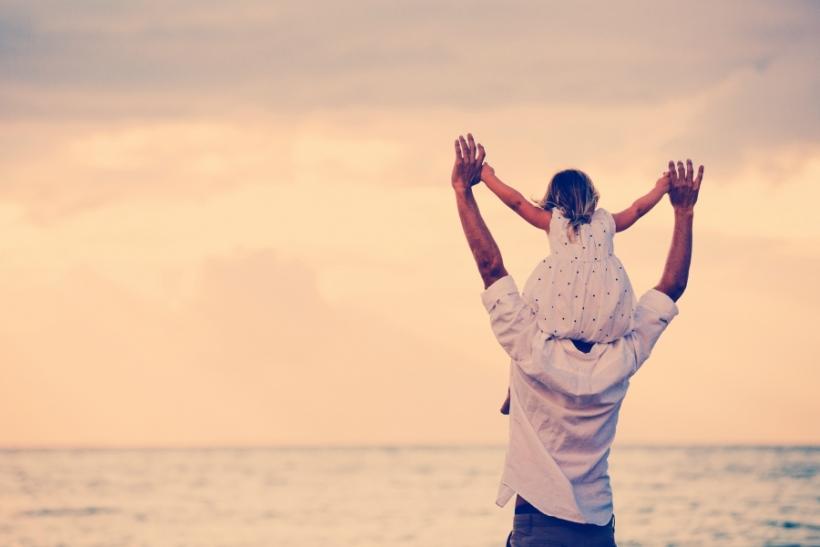 Σαν το δέσιμο πατέρα-κόρης δεν έχει