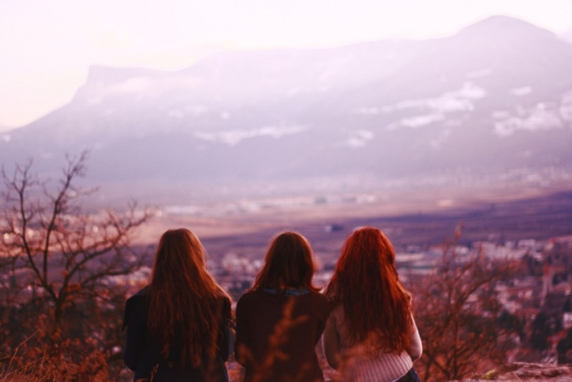 Με τους φίλους θα χαθείτε και θα ξαναβρεθείτε σαν να μην πέρασε στιγμή
