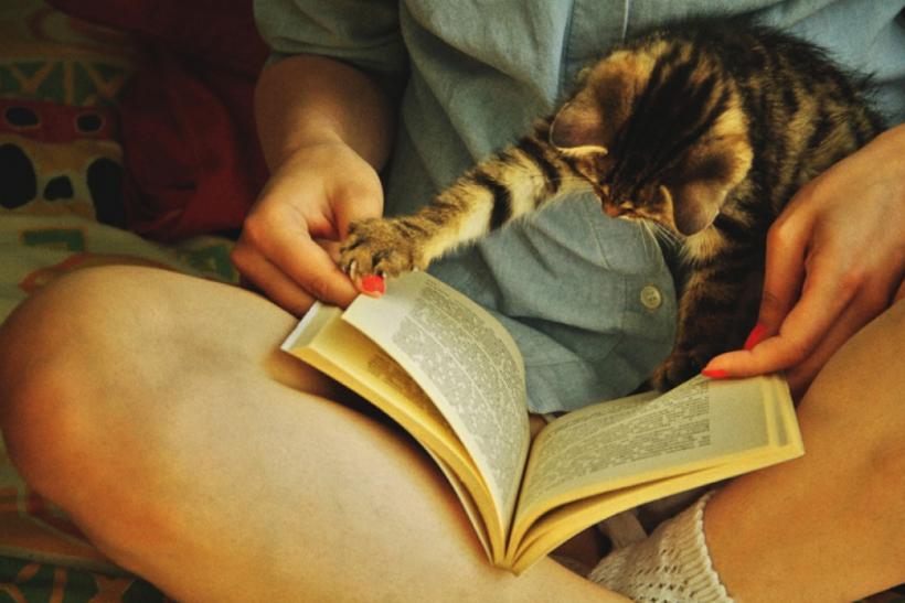 Το διάβασμα είναι ψυχοθεραπεία