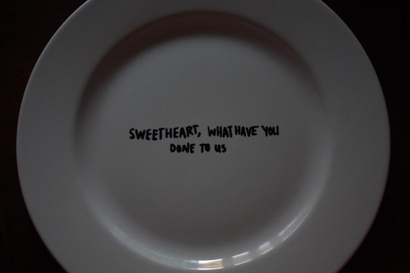 Την αλήθεια μου στην έδωσα στο πιάτο