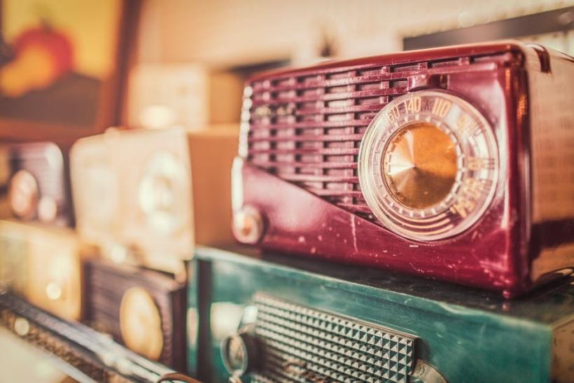 Η μαγεία του ραδιοφώνου