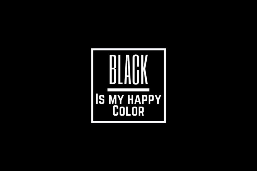 Γιατί αγαπάμε το μαύρο χρώμα