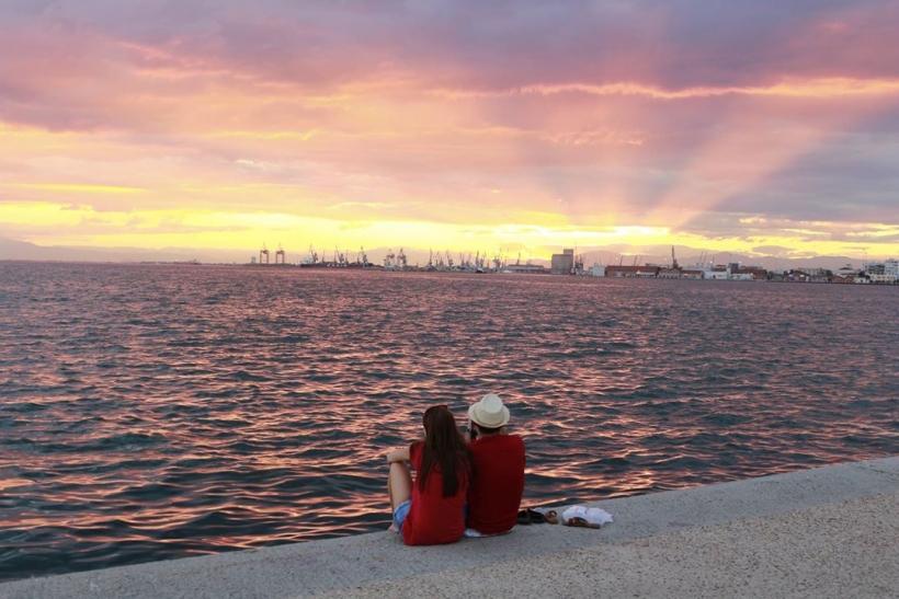 Στη Θεσσαλονίκη σε ερωτεύτηκα