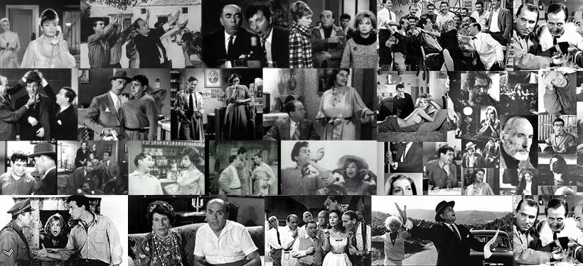 Αγαπάμε το παλιό καλό ελληνικό σινεμά