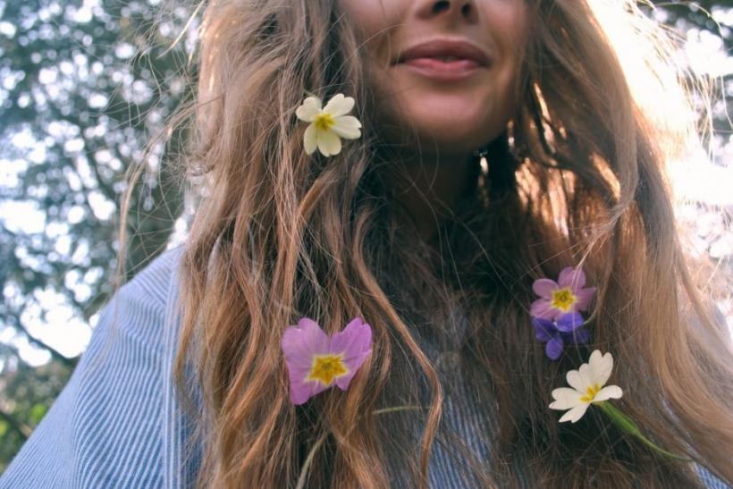 Χαμογέλα κι όλος ο κόσμος είναι δικός σου