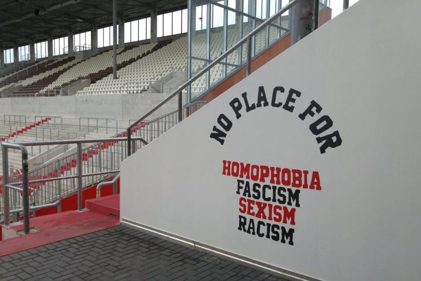 Ο ρατσισμός είναι στην ουσία φόβος