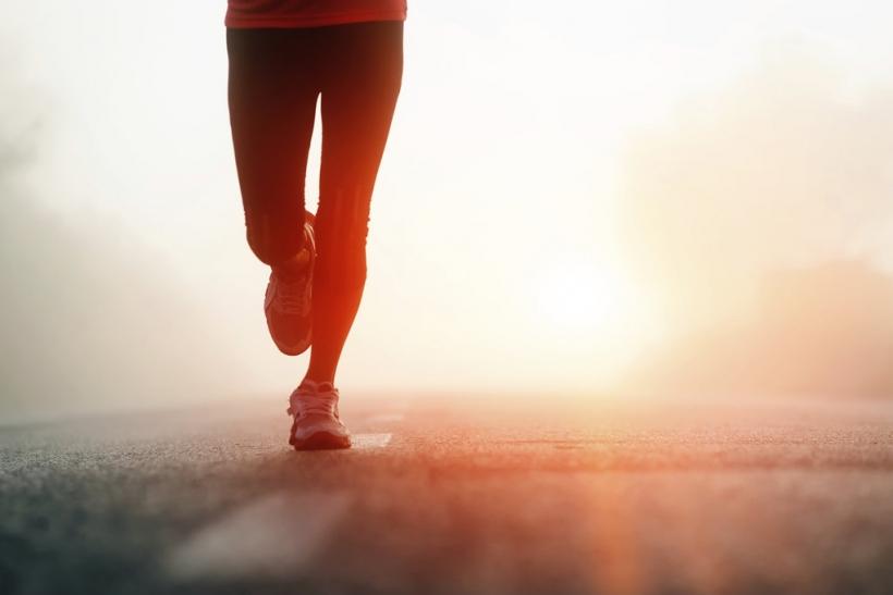 Για να ξεκινήσεις τρέξιμο χρειάζεσαι μόνο τον εαυτό σου