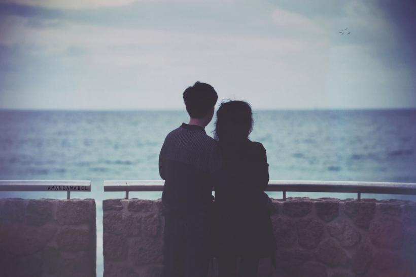 Η σχέση είστε μόνο εσείς