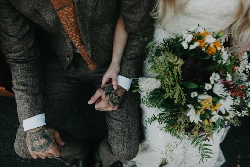 Ζήτησε να με δει για να μου ανακοινώσει το γάμο του