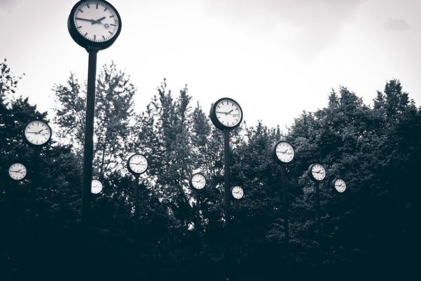 Κάποιοι λένε «σε πέντε λεπτά» κι εννοούν όντως πέντε