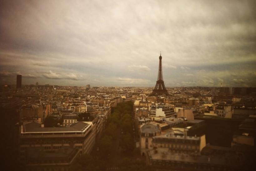 Εσύ, εγώ και το Παρίσι