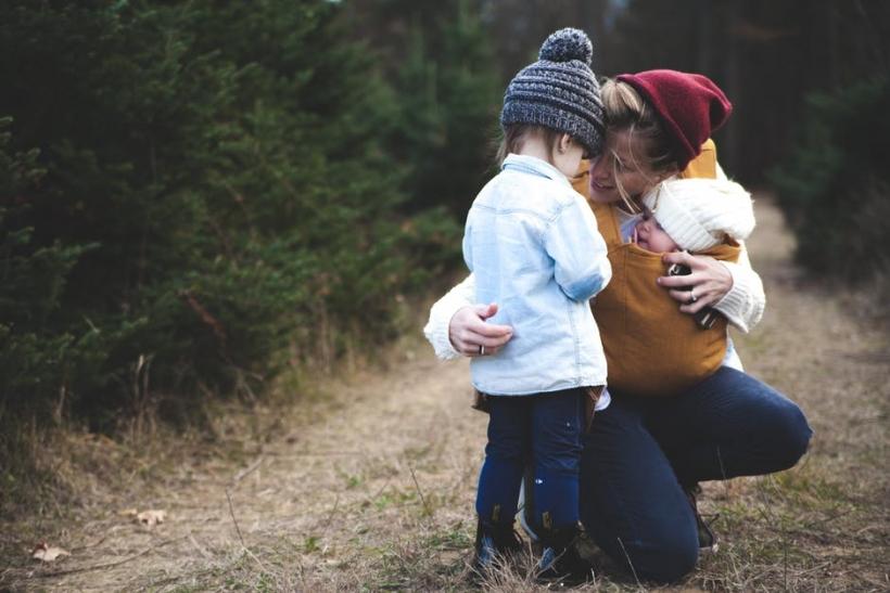 Γινόμαστε καλύτεροι άνθρωποι όταν γινόμαστε γονείς