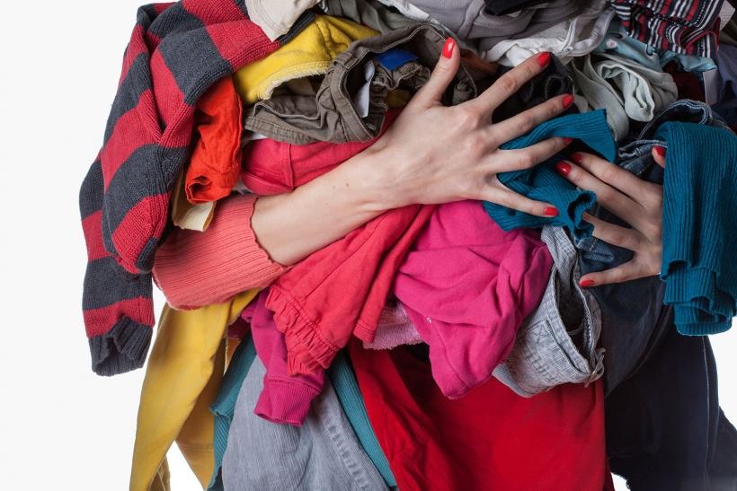 Η μάχη των ρούχων