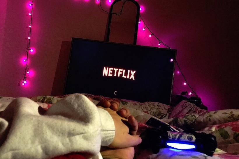 το Netflix έχει ταινίες πορνό XXX βίντεο με το κορίτσι