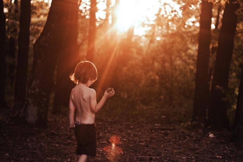 Πιο λαμπρό μυαλό απ' το παιδικό δεν υπάρχει