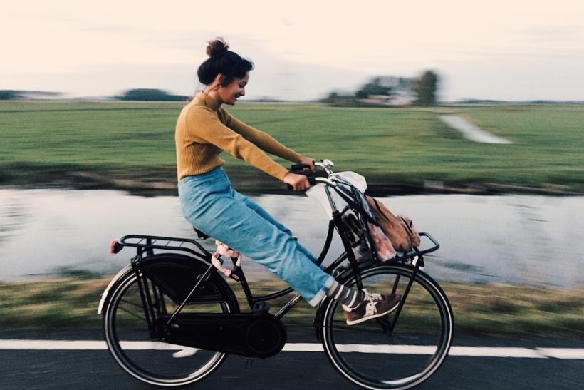 Η καλύτερη εποχή για ποδηλατάδες με τους κολλητούς