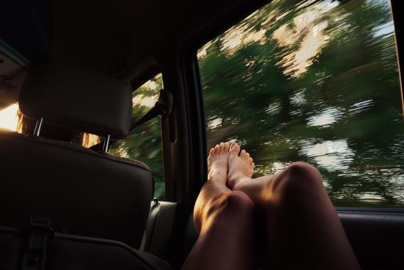 Μπες στο αμάξι και φύγαμε!