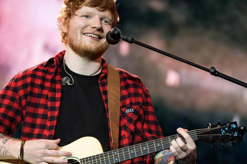 Men We Love | Ed Sheeran