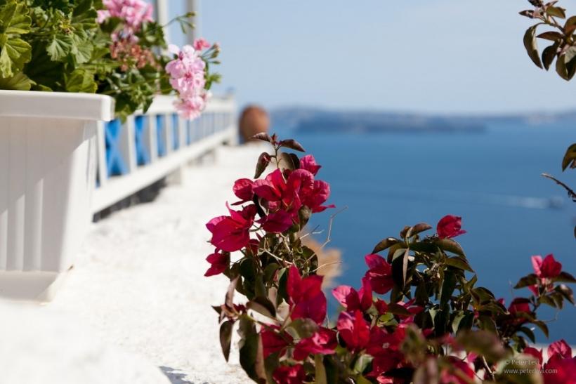 Όπου και να πας στην Ελλάδα μπλε και φως θα βρεις