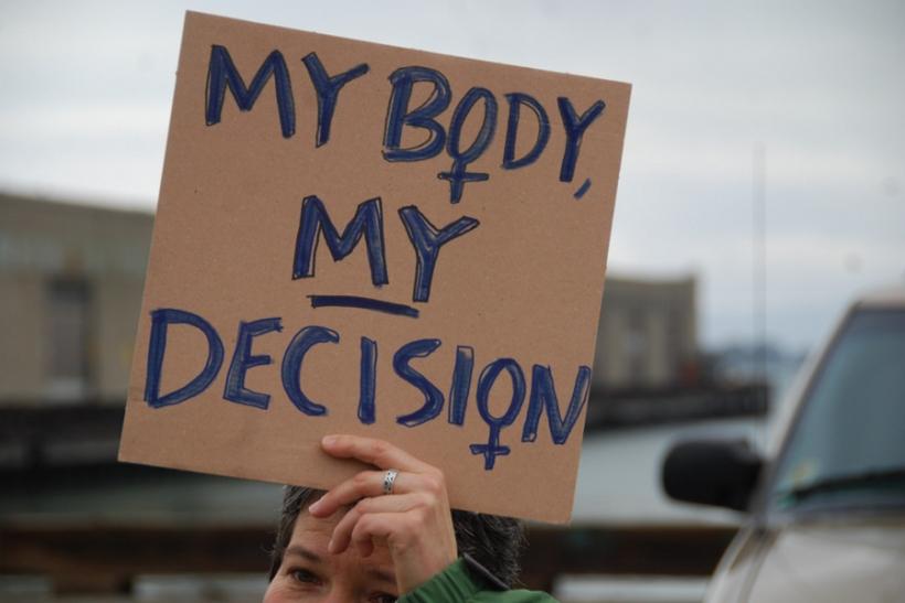 Δικαίωμα στην άμβλωση