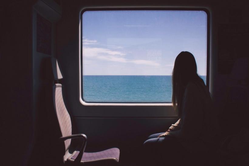 Ταξιδεύοντας μακριά από 'κει που βρίσκεται το μυαλό σου