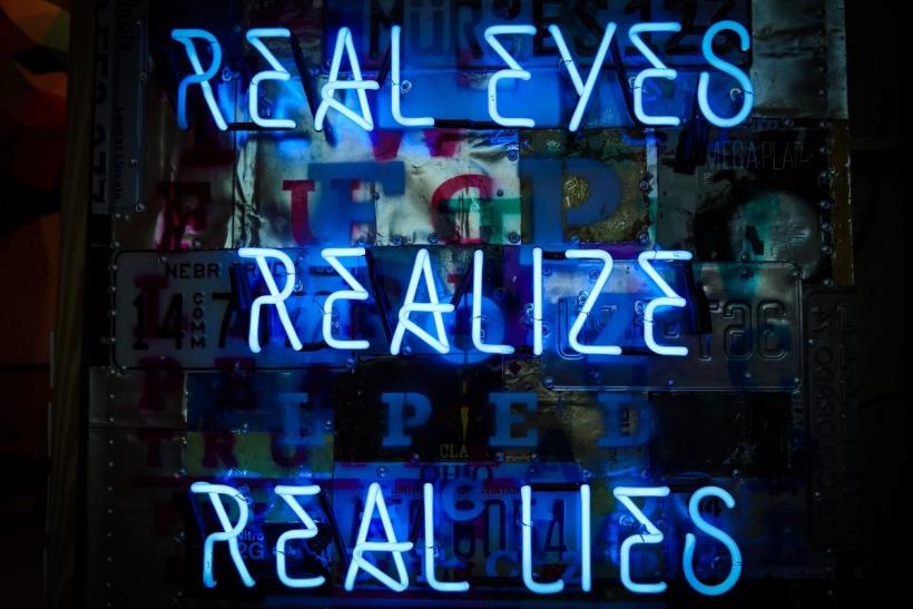 Ο ψεύτης κοιτάει στα μάτια