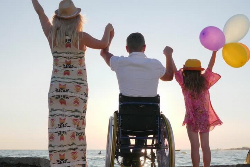 Γονέας με αναπηρία, ένας ήρωας με υπερδυνάμεις